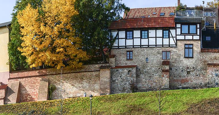 Rostock - Gerberbruch