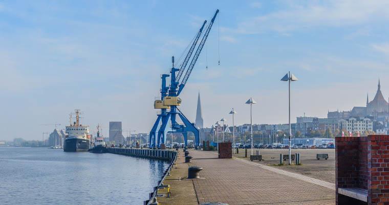 Rostock - Stadthafen