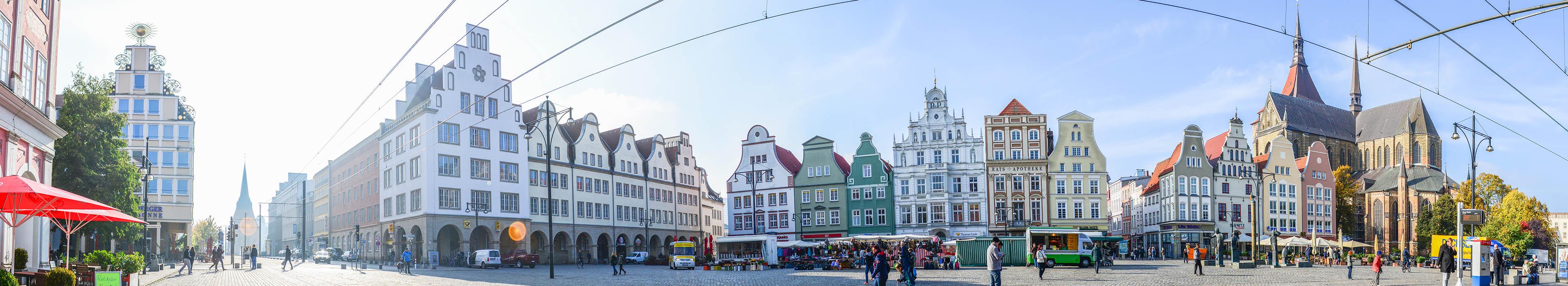Rostock - Markt